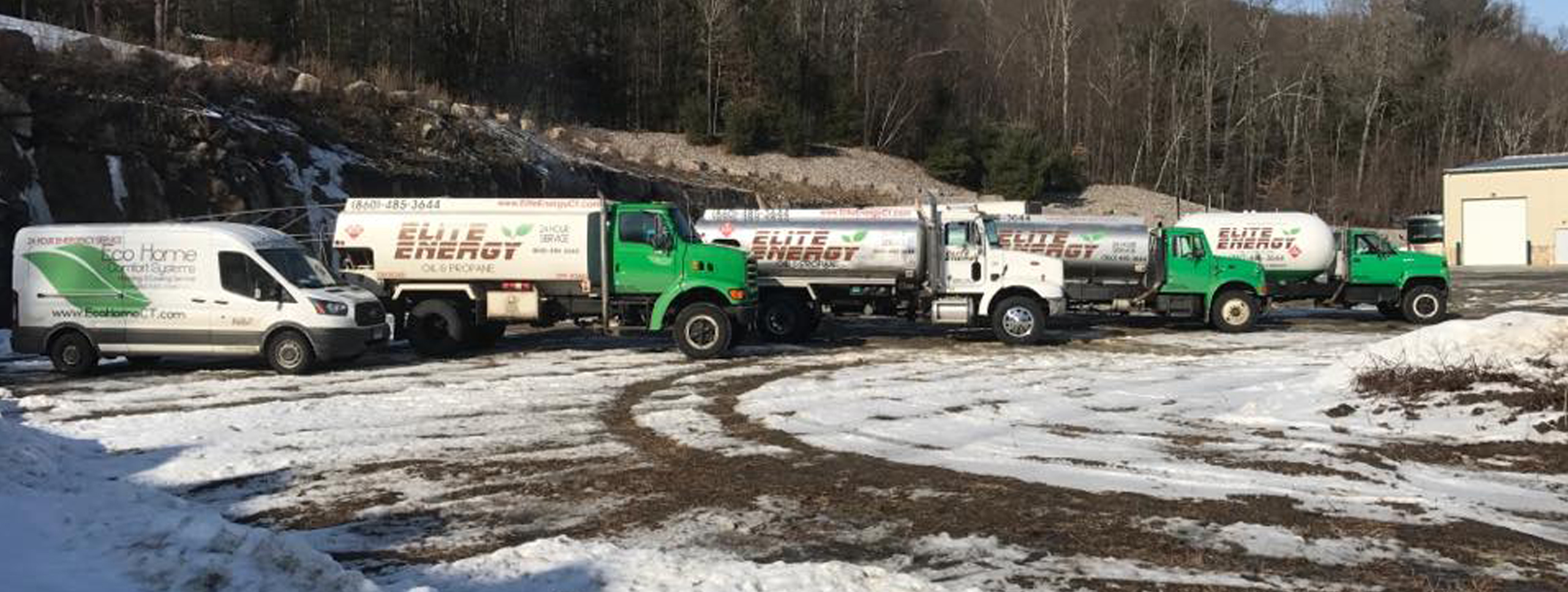 Oil & Propane Delivery